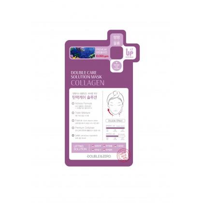 Double & Zero Double Care Solution Marine Collagen Mask