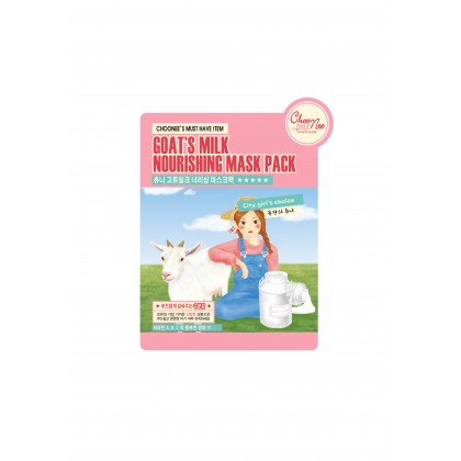 Goat's Milk Nourishing Mask Pack