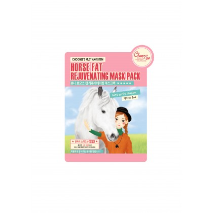 Horse Fat Rejuvenating Mask Pack
