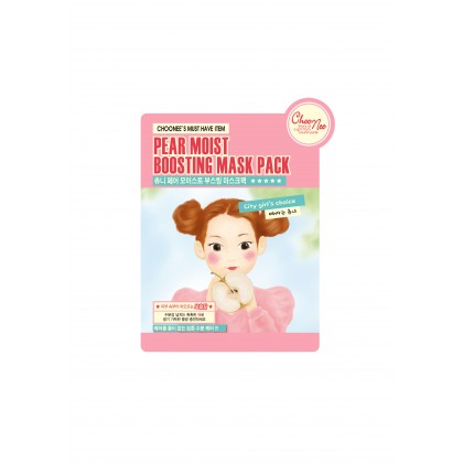 Pear Moist Boosting Mask Pack