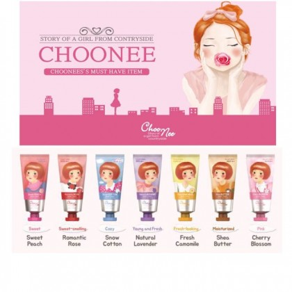 Choonee High Moisture Hand Cream 50g - Cherry