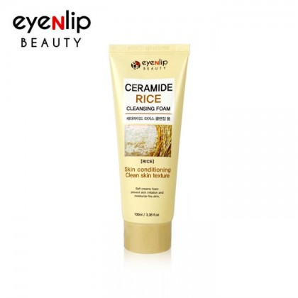 EYENLIP Ceramide Rice Cleansing Foam 100ml