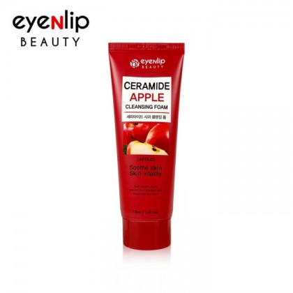 EYENLIP Ceramide Apple Cleansing Foam 100ml