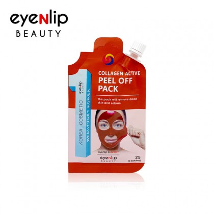 EYENLIP Collagen Active Peel Off Pack 25g