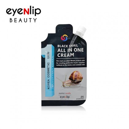 EYENLIP Black Snail All In One Cream 25g