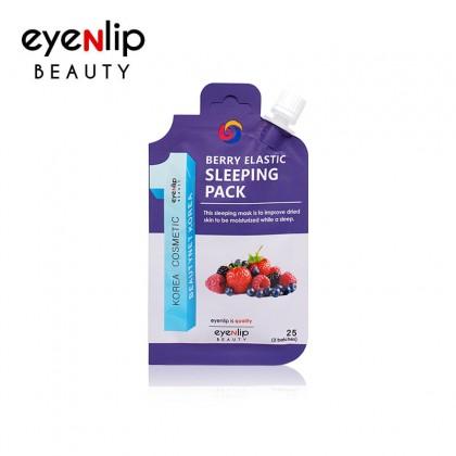EyeNLip Berry Elastic Sleeping Pack 25g